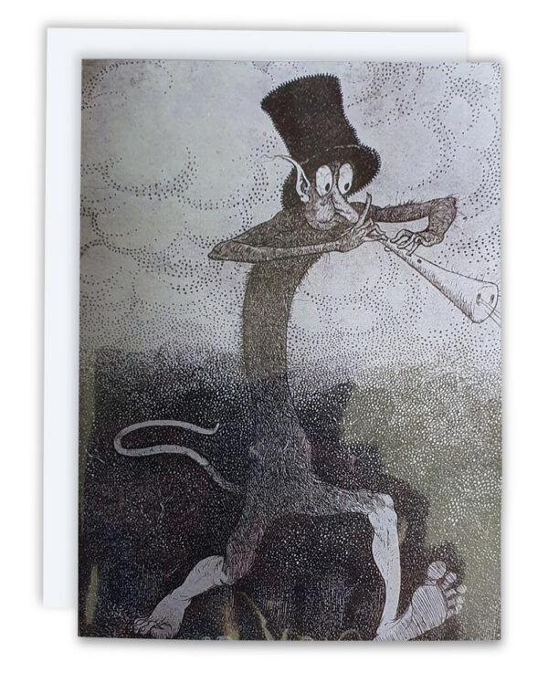Bogey Beasts Card –Zoom
